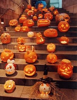 ハロウインかぼちゃの作り方は顔のデザインはどうする