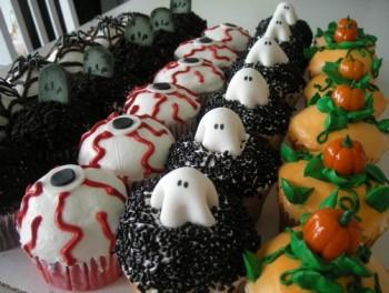 その他色々なカップケーキ