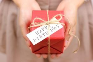 ラッピング方法(デパート包み)の包み方、クリスマスや記念日に