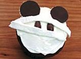 ミッキーミイラカップケーキ4
