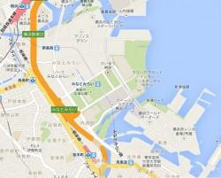 横浜みなとみらい駐車場で1日上限料金の駐車場はどこ?