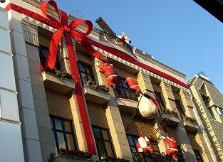 横浜元町クリスマスディスプレー