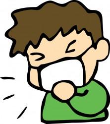 風邪で咳が止まらない!すぐに使える簡単な民間療法ははちみつが効く?